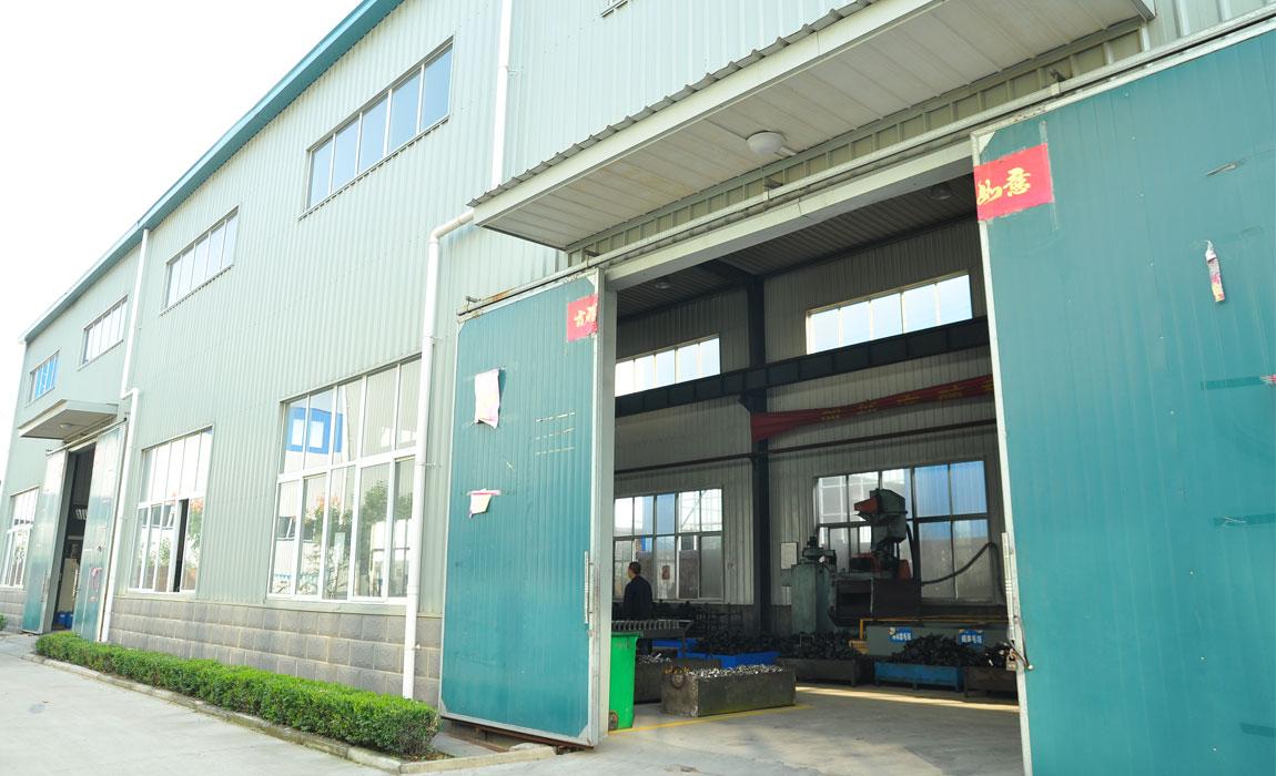 耿力机械工厂外景