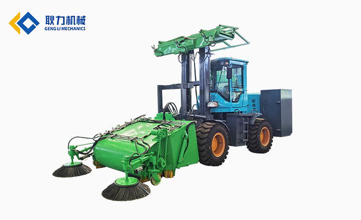 耿力 GZQ-2600多功能清扫车