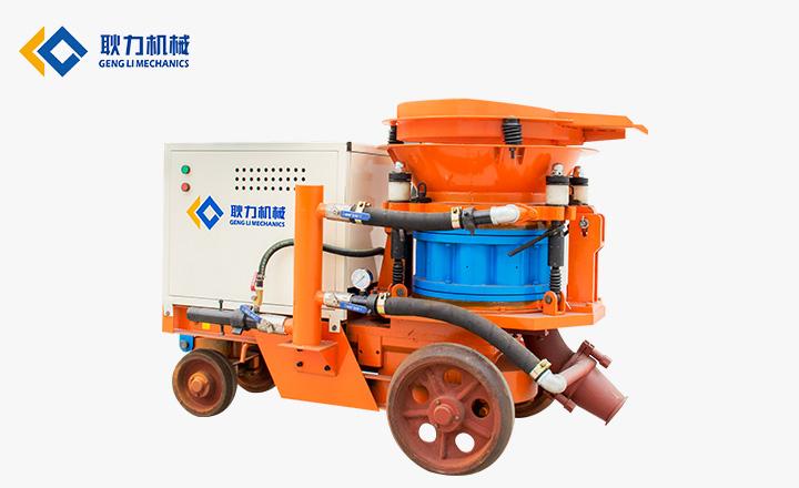 PZ系列混凝土喷浆机产品介绍
