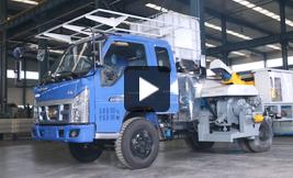 GHP12Y-I 车载叶轮机施工